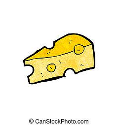 cartoon cheese