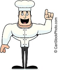 Cartoon Chef  Idea
