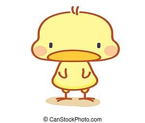 cartoon chicks
