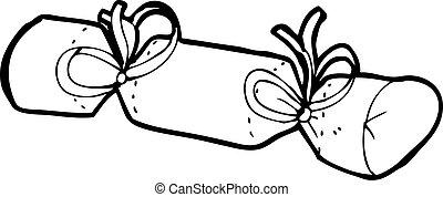 Christmas Cracker Clipart.Christmas Cracker Illustrations And Clip Art 5 740