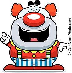Cartoon Clown Idea