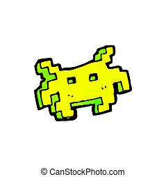 cartoon computer game sprite