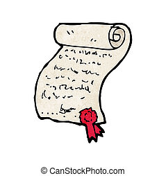 cartoon contract