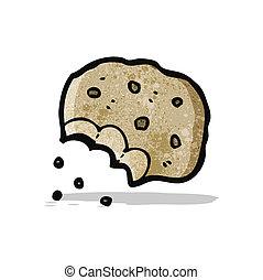 cartoon cookie