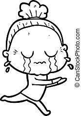 Old lady Illustrations and Clip Art. 9,736 Old lady ...