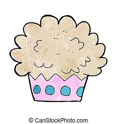 cartoon cup cake