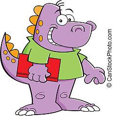 Cartoon Dinosaur Kid