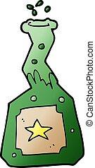 cartoon doodle experiment potions
