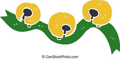 cartoon doodle jingle bells
