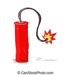 cartoon dynamite