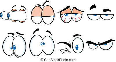 Cartoon Eyes 2 Collection