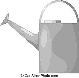 Cartoon for watering the garden. eps10