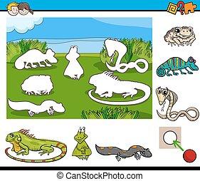 cartoon game for children