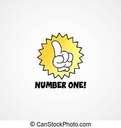 cartoon gesture hand sign
