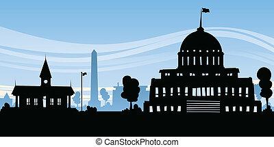 Cartoon Government