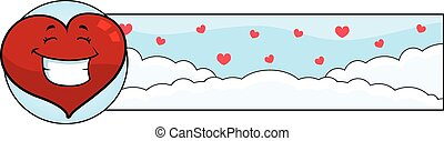 Cartoon Heart Graphic