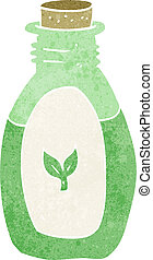 cartoon herbal medicine