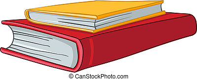 Cartoon Home Books