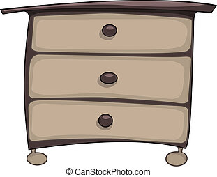 Cartoon Home Furniture Chest of Drawers