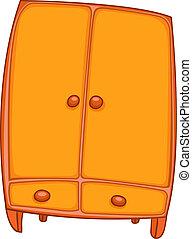 Cartoon Home Furniture Wardrobe - Cartoon Home Furniture ...