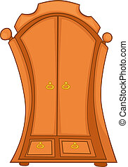 Cartoon Home Furniture Wardrobe - Cartoon Home Furniture...