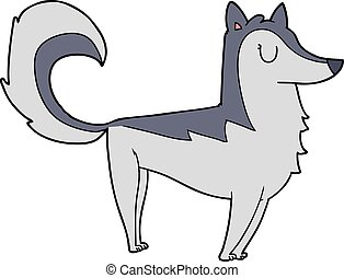 husky illustrations and clipart 2 699 husky royalty free rh canstockphoto com husky clipart free husky clipart free