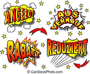 cartoon labeling