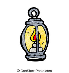 cartoon lantern