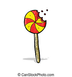 cartoon lolipop - cartoon lollipop