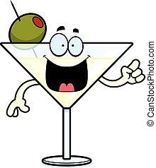 Cartoon Martini Idea