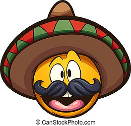 Mexican emoticon