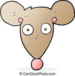 cartoon mouse