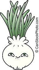 cartoon onion