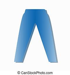 Cartoon Pants