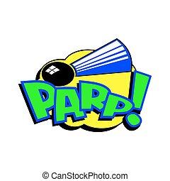 Cartoon Parp Sound