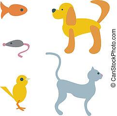 Cartoon Pets