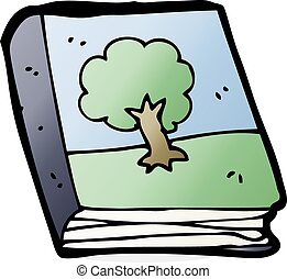 cartoon picture book