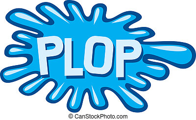 cartoon - plop (comic book plop)