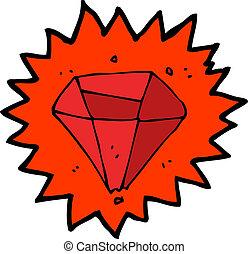 cartoon ruby