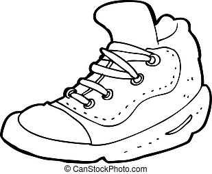 sneaker illustrations and clipart 19 172 sneaker royalty free rh canstockphoto com speaker clip art sneakers clip art black and white
