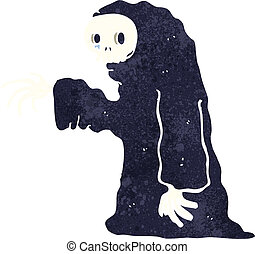 cartoon spooky halloween costume