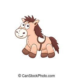 Cartoon stuffed toy
