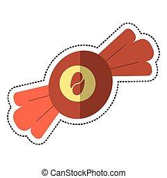 cartoon sweet coffee candy image