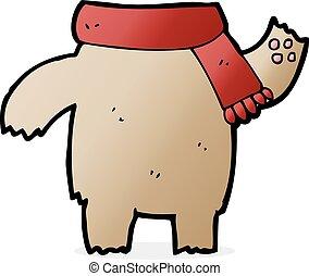 cartoon teddy bear body (mix and match or add own photos)