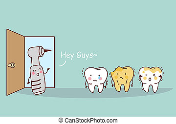 health dental care concept