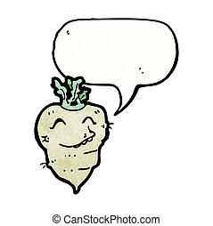 cartoon vegetable