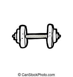 cartoon weights