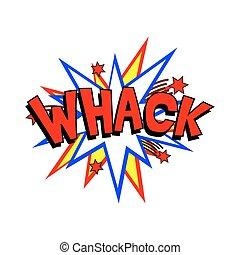 Cartoon Whack Sound