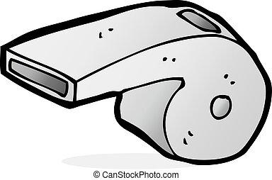 cartoon whistle