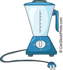 Cartoons Blender - Cartoon Home Kitchen Blender Isolated on...